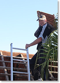 Rapid Roof Repairs in action
